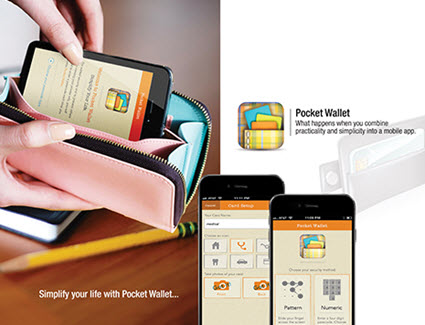 pocket wallet app