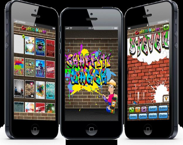 graffiti maker app