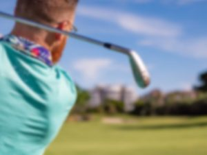 Golf Tee Time Booking App