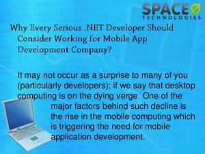 aspnet-in-mobile-application-development