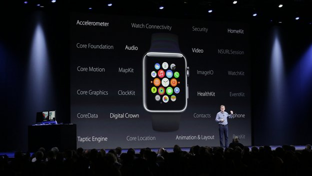 apple watch os App SDK