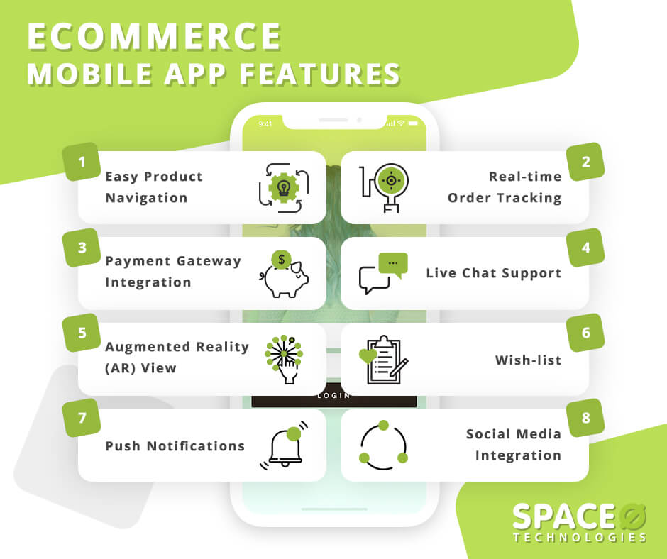 ecommerce-mobile-app-features