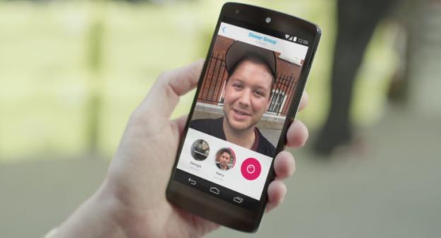 video-messaging-app