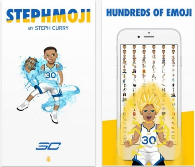 Emoji App like StephMoji