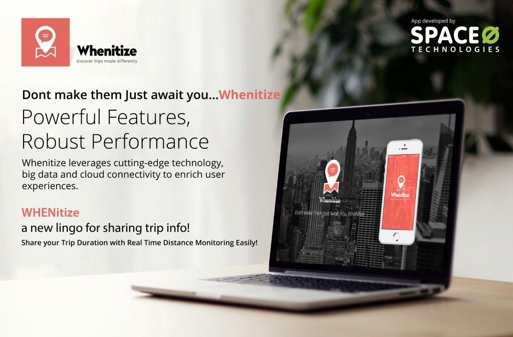 Whenitize-app