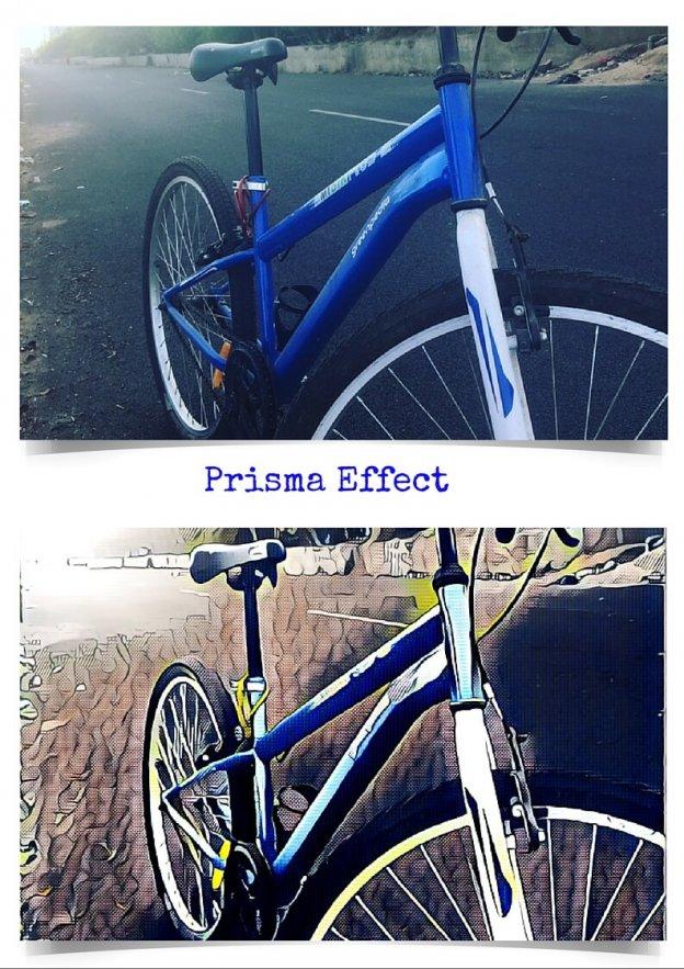 Prisma AI Effect Photo App