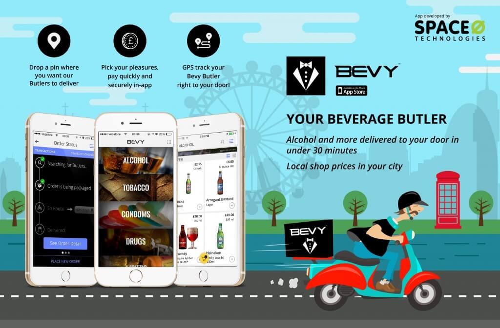 Ondemand-app-Bevy