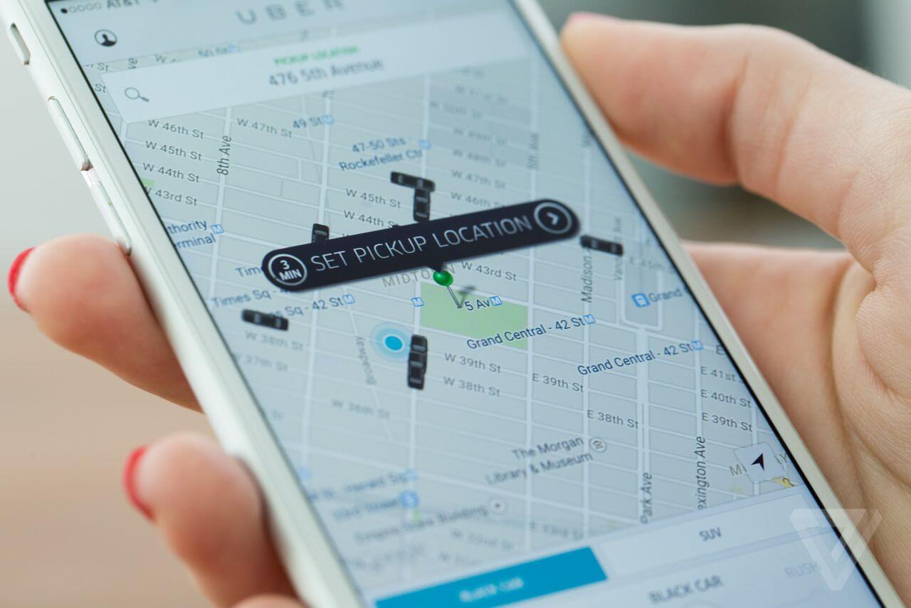 On Other Side, Uber Is Also Planning to Invest $500 Million to Map the World's Roads