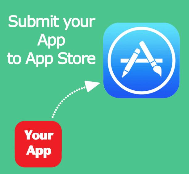 app to appstore