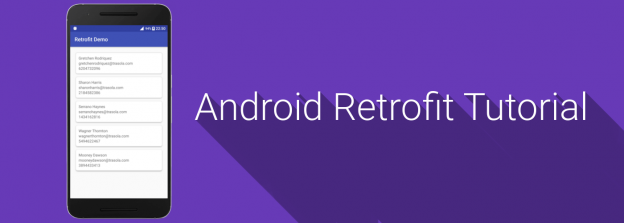 Retrofit-in-Android