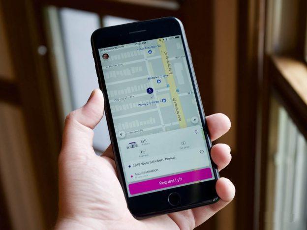 Uber-like-app-lyft