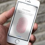 integrate touch id authentication