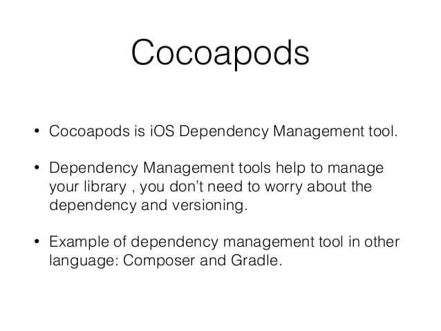 cocoapods-image