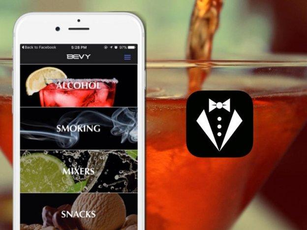 bevy app