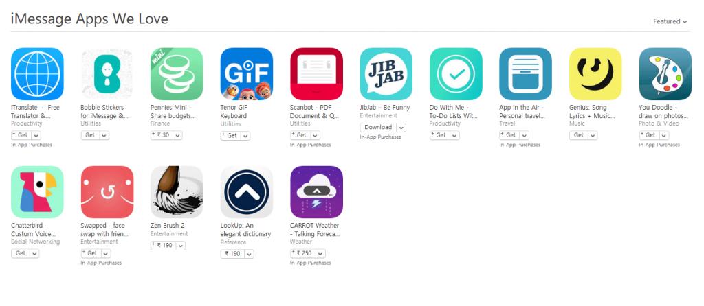 iMessage app development, Why Popular Apps Focus on iMessage App Development and Integration