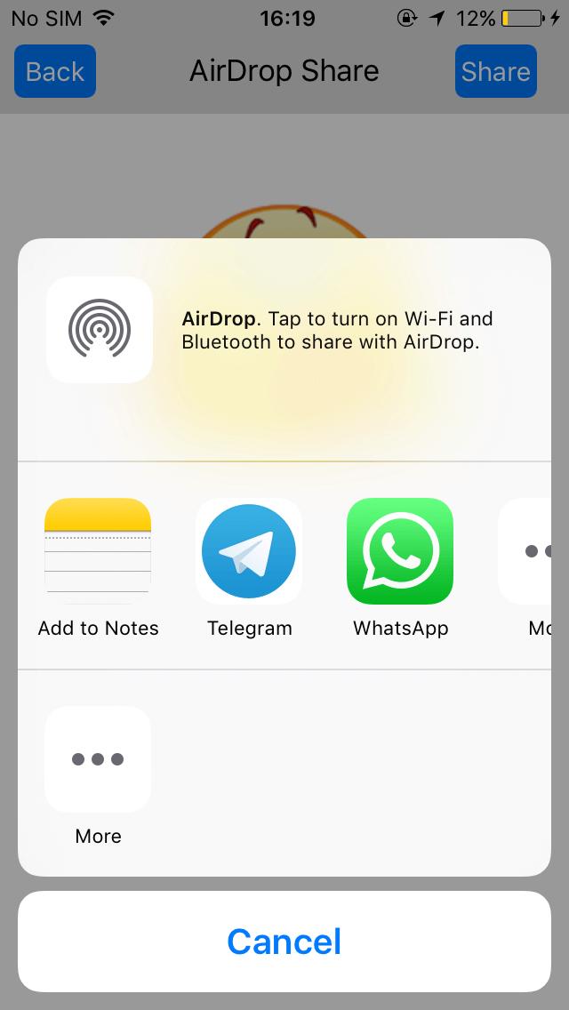 AirDrop4