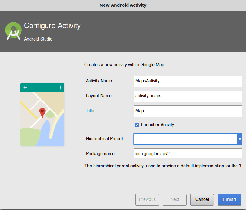 Step 4 Android Location Manager