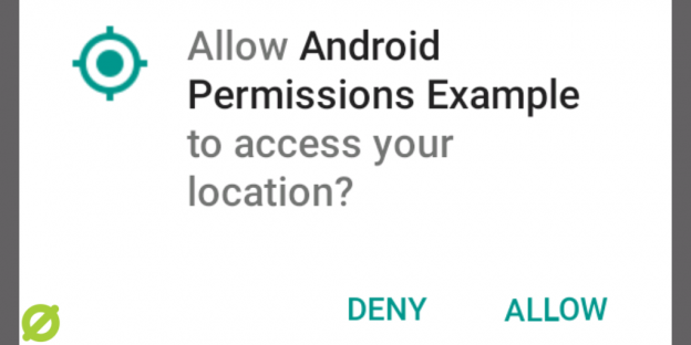 Android Run-time Permission Request Tutorial