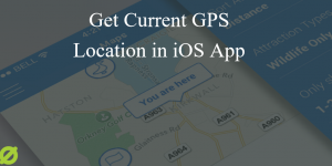 Get Current Location in iOS App Tutorial