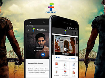 Flickbay - Bollywood Ka App