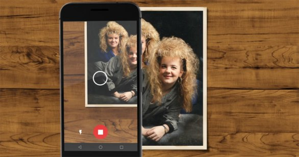 photoscan, Google's New PhotoScan App Proved That Any Simple Idea Can Turn Into Successful App
