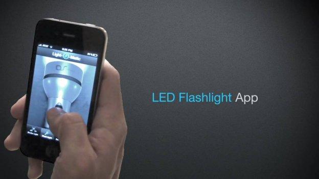 LED flashlight app