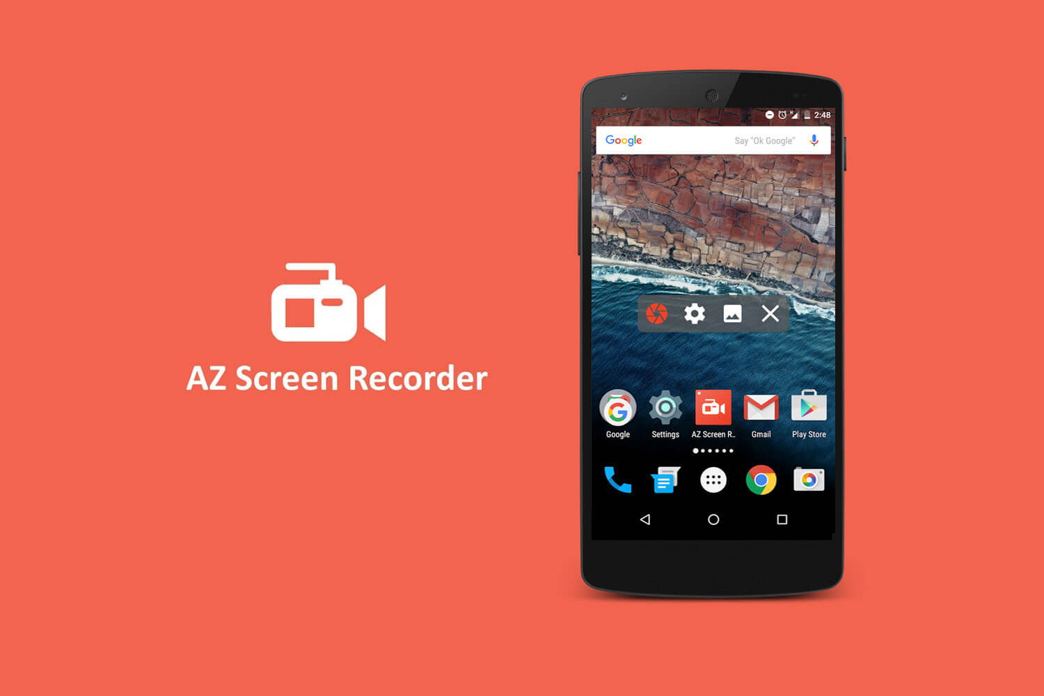 az-screen-recorder-no-root-app-android-free-download