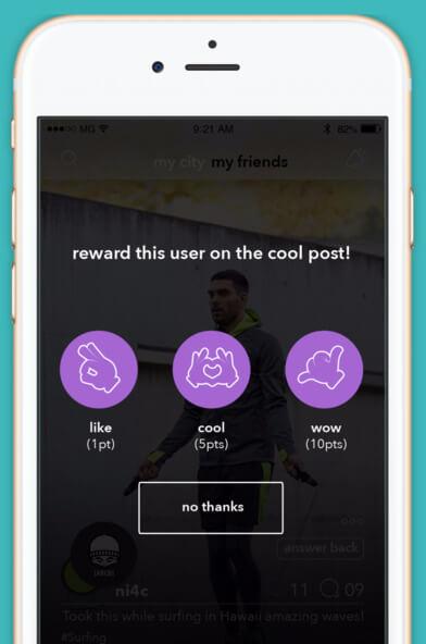 Unique features in My Sign app