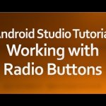 android radio button