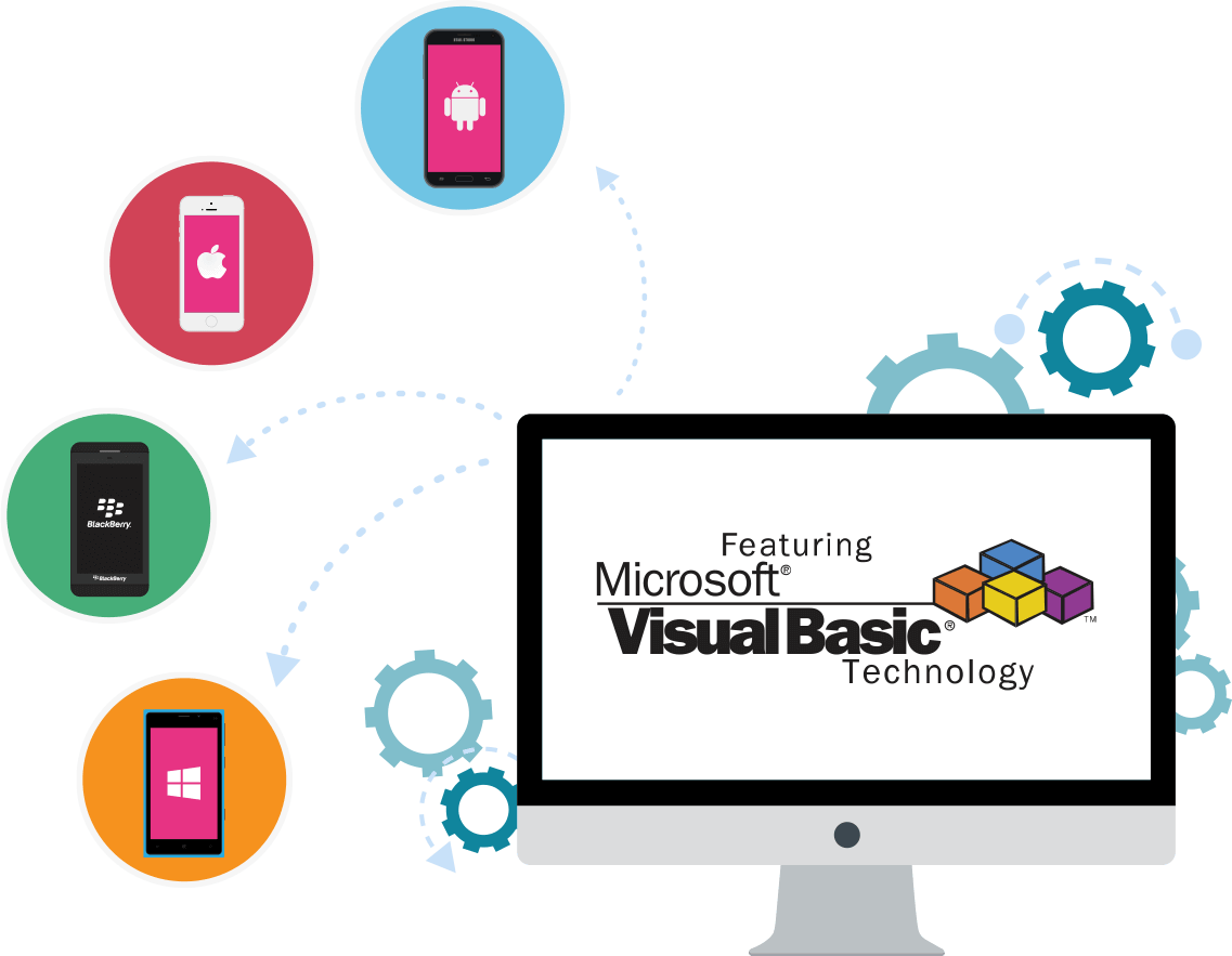 Convert VB Application to Mobile App | Visual Basic to