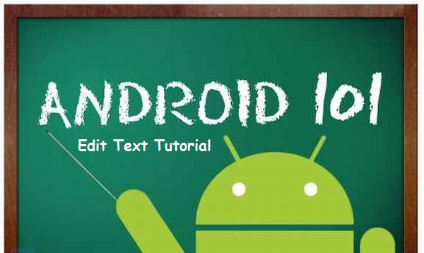 android edittext