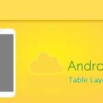 android-table-layout