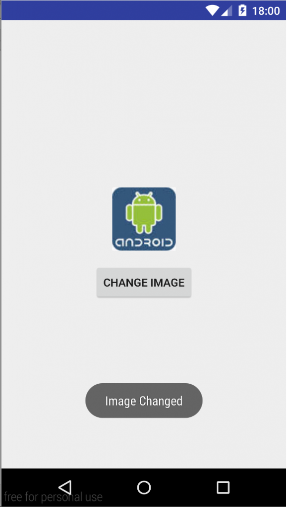 Android ImageView Demo