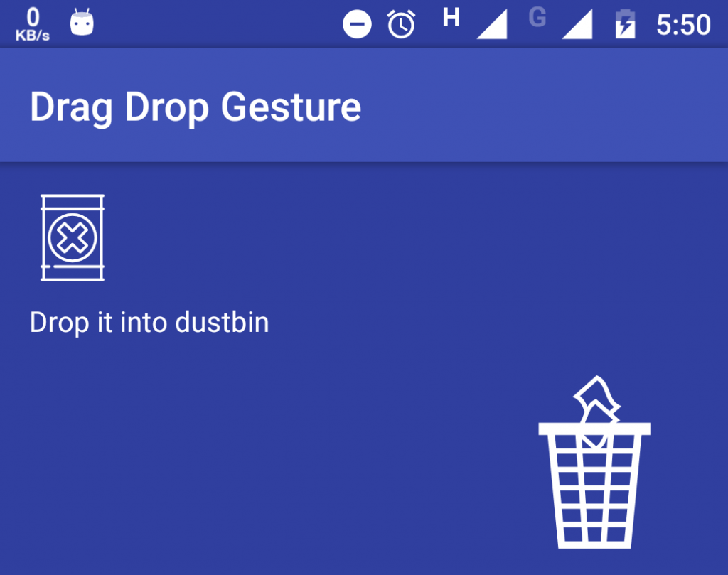 android-gesture-detection