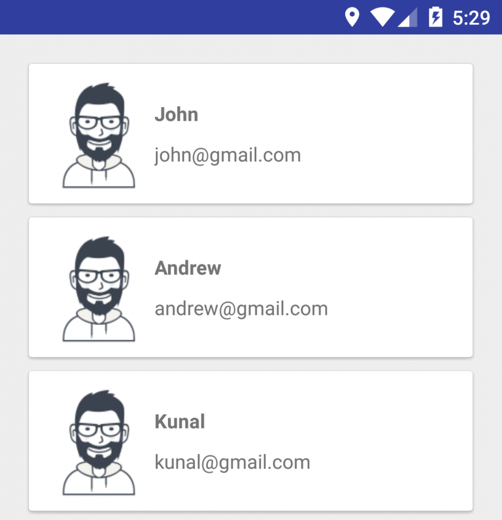 android-cardview