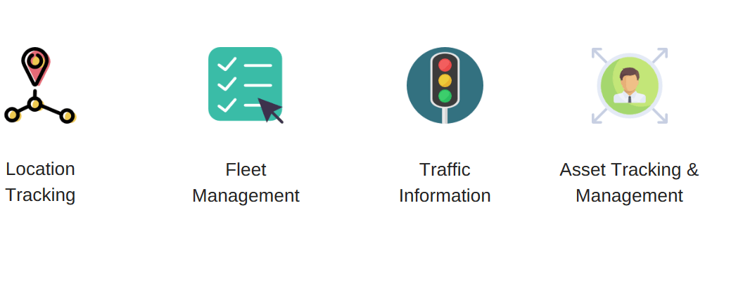 features of transportation and logistics app