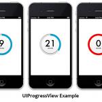 ios-progress-view