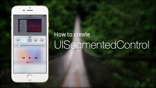 Switch View Controllers Using iOS UISegmentedControl