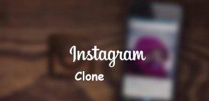 instagram-clone app