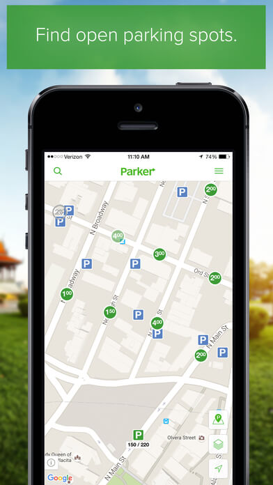Parking Spot App >> How Parking Spot App Startups Helping People Save Time Using