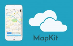 integrate mapkit in ios