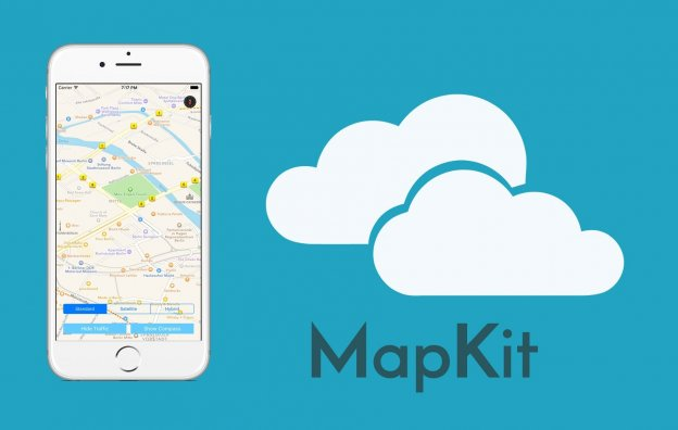 mapkit, How to Integrate Mapkit View In iOS App To Put Pins on Map