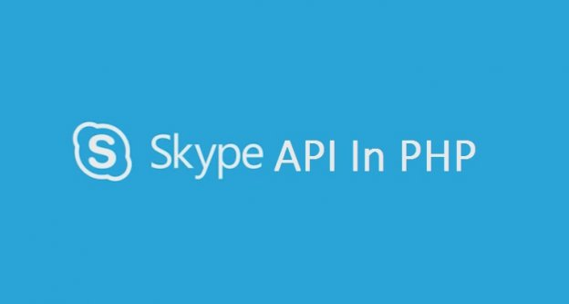 How to Implement Skype API in PHP to Detect User's Status