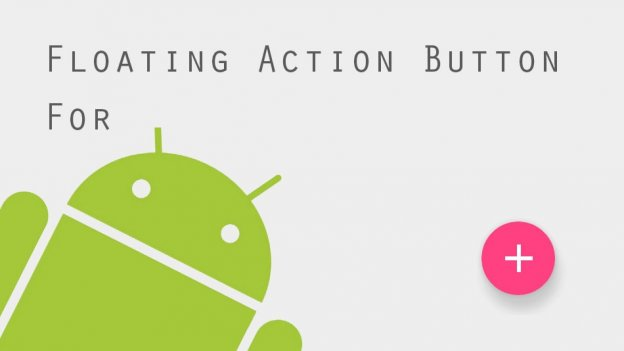 Floating Action Button, How to Create Floating Action Button in Android For Special Type of Promoted Action