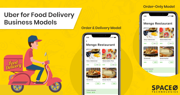 uber for food delivery