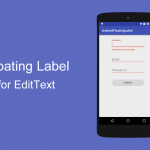 floating-label-android