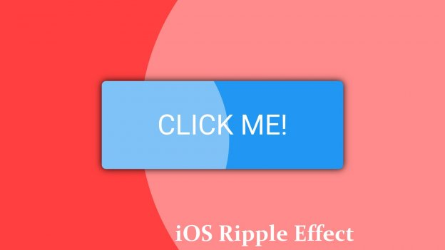 How To Create Google's Ripple Effect in iOS Application