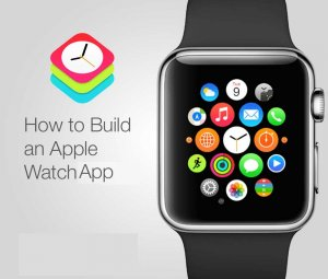 build apple watch app