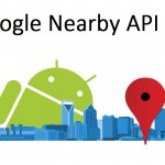 google nearby api