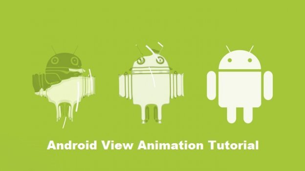 android view animation